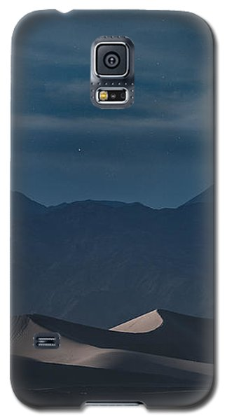Dunes Of The Death Valley Galaxy S5 Case