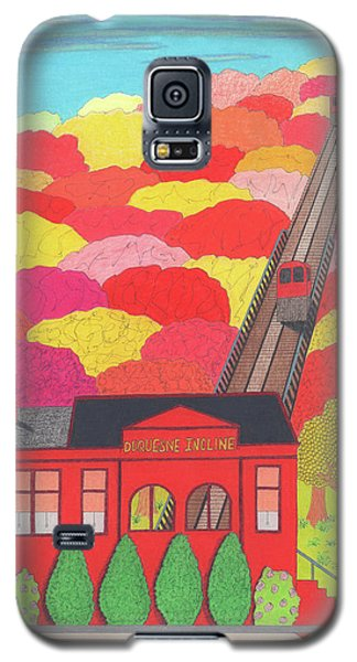 Duquesne Incline Galaxy S5 Case