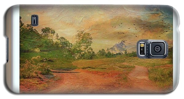 Dusk In The Hills Galaxy S5 Case
