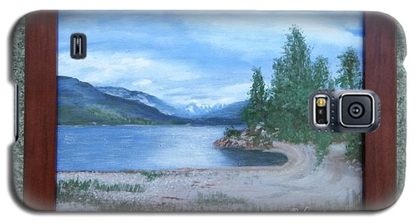Dutch Harbour, Kootenay Lake Galaxy S5 Case