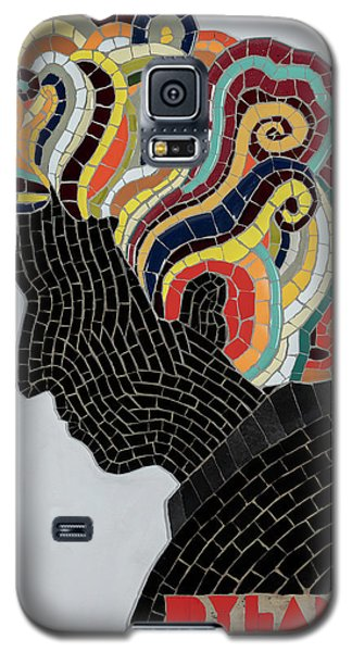 Robert Smith Music Galaxy S5 Case - Dylan by Tony Cepukas