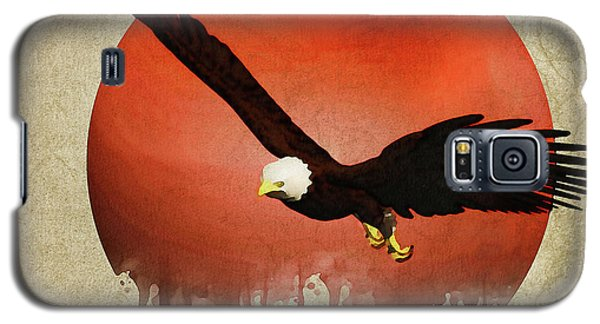 Eagle Flying Galaxy S5 Case