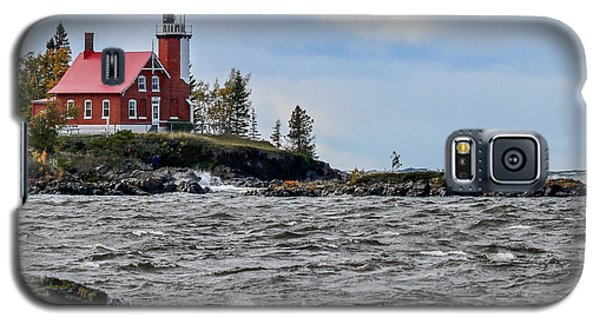 Eagle Harbor Lighthouse Galaxy S5 Case