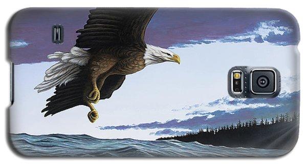 Eagle In Flight Galaxy S5 Case