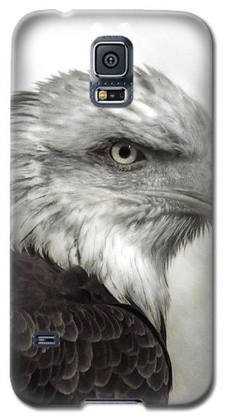 Eagle Protrait Galaxy S5 Case