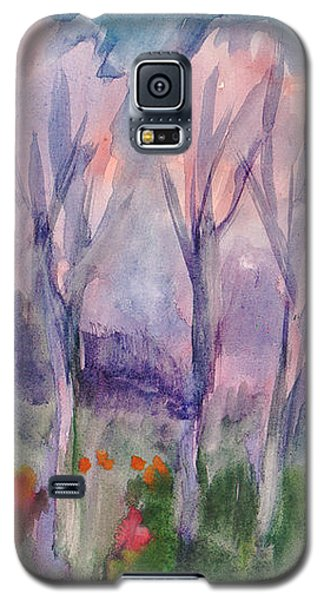 Early Morning In The Forest Galaxy S5 Case