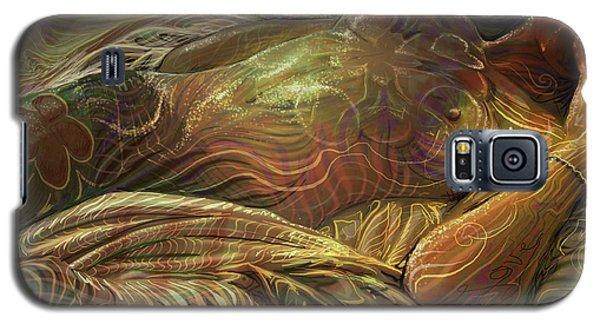 Earth Evening Galaxy S5 Case