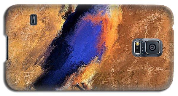 Eastern Bluebird Galaxy S5 Case