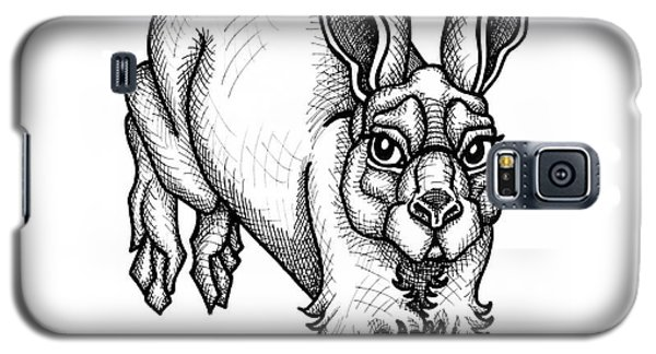 Eastern Cottontail Galaxy S5 Case
