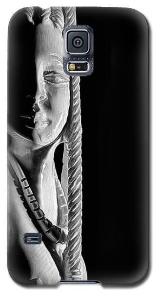 Ebony In Ivory Galaxy S5 Case