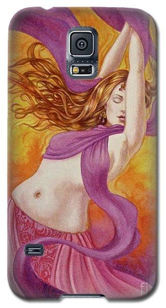 Ecstatic Dance Galaxy S5 Case
