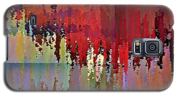 Ecumenopolis Galaxy S5 Case