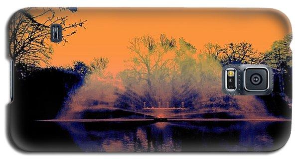 Edit This 14 - Mist Galaxy S5 Case