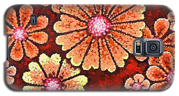 Efflorescent 7 Galaxy S5 Case