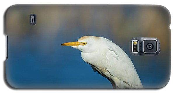 Egret On A Stick Galaxy S5 Case