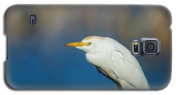 Egret On A Stick Galaxy S5 Case