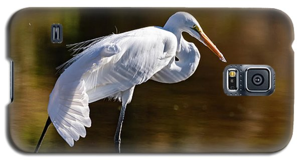 Egret Yoga Galaxy S5 Case