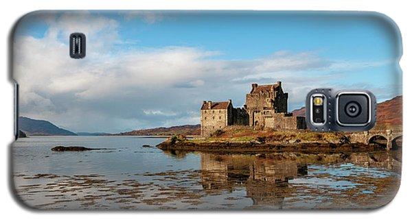 Castle Galaxy S5 Case - Eilean Donan Castle by Smart Aviation