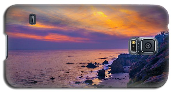 El Matador Sunset Galaxy S5 Case