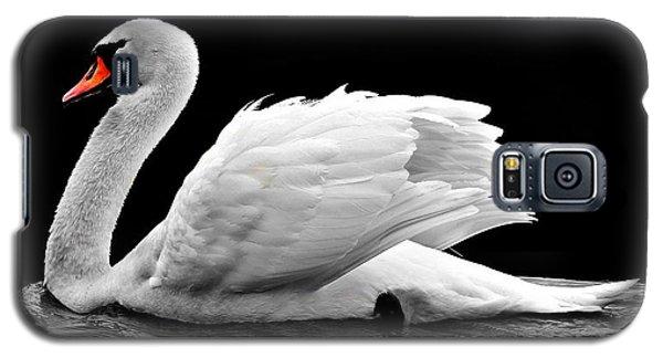 Elegant Swan Galaxy S5 Case
