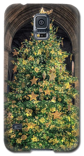 Ely Cathedral Christmas Tree 2018 Galaxy S5 Case