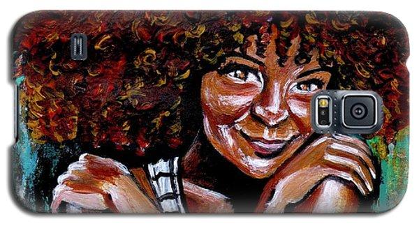 Galaxy S5 Case - Embraced by Artist RiA