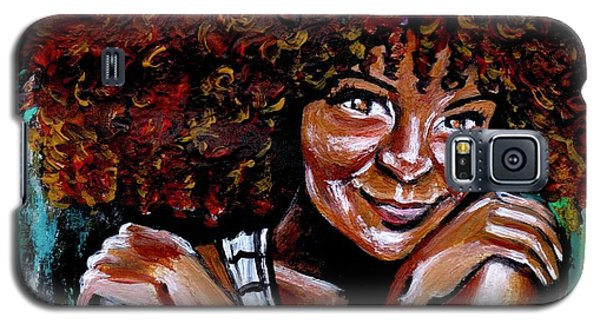 Galaxy S5 Case - Embraced by Artist RiA
