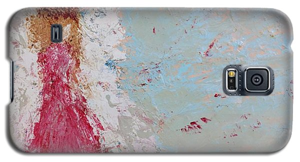 Emma's Angel Galaxy S5 Case
