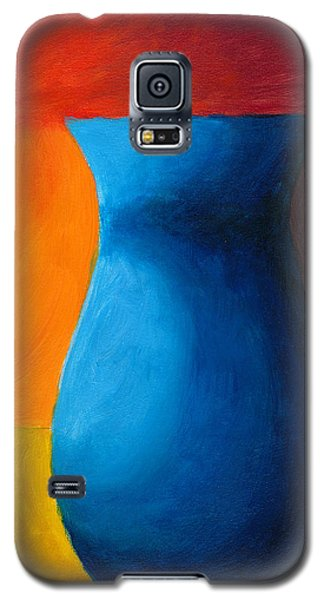 Empty Vases- Blue Galaxy S5 Case