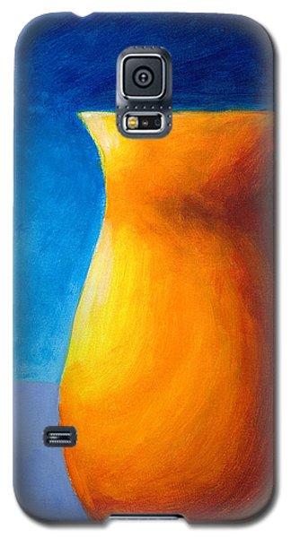 Empty Vases - Orange Galaxy S5 Case