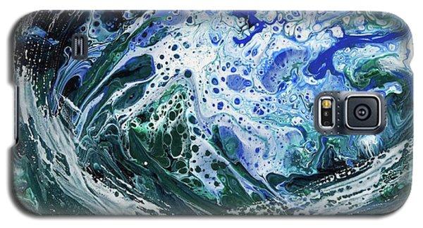 Enchanted Wave Galaxy S5 Case