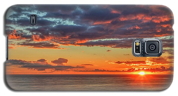 End Of Day Light Show Galaxy S5 Case