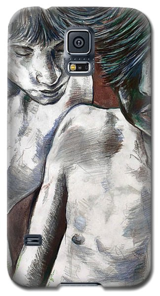 Entanged Boys Galaxy S5 Case