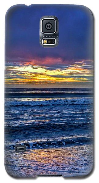 Entering The Blue Hour Galaxy S5 Case