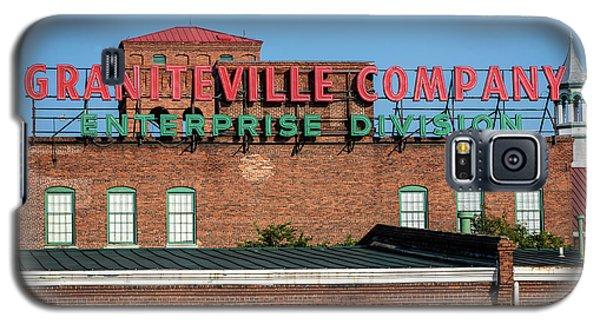 Enterprise Mill - Graniteville Company - Augusta Ga 1 Galaxy S5 Case