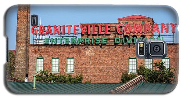 Enterprise Mill - Graniteville Company - Augusta Ga 2 Galaxy S5 Case