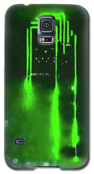 Entropy Galaxy S5 Case