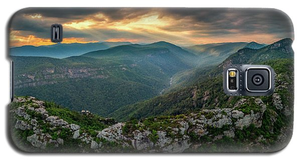 Epic Linville The Chimneys Galaxy S5 Case