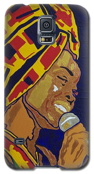Erykah Badu Galaxy S5 Case