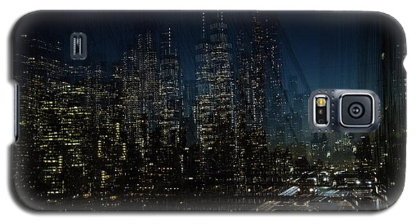 Escape From New York Galaxy S5 Case