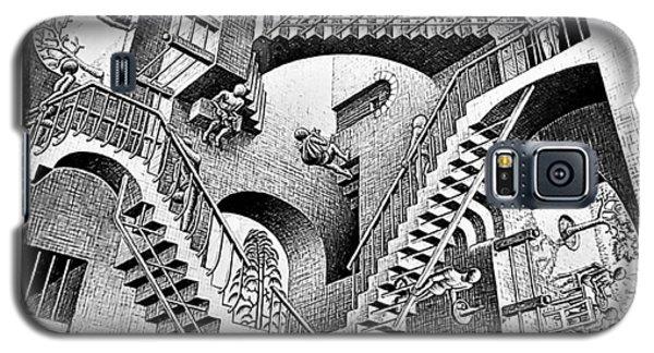 Escher 131 Galaxy S5 Case
