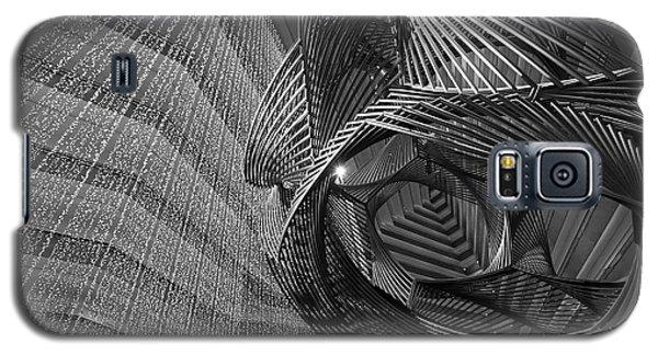 Escher's Summer Cottage Galaxy S5 Case