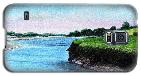 Essex River South Ipswich Galaxy S5 Case