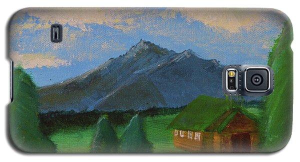 Esterbrook Chapel, Wyoming Galaxy S5 Case