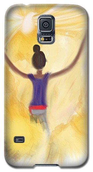 Eternal Presence Galaxy S5 Case