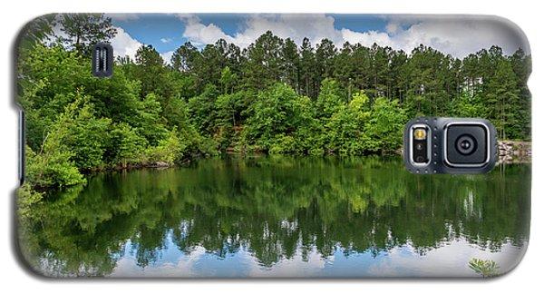 Euchee Creek Park - Grovetown Trails Near Augusta Ga 1 Galaxy S5 Case