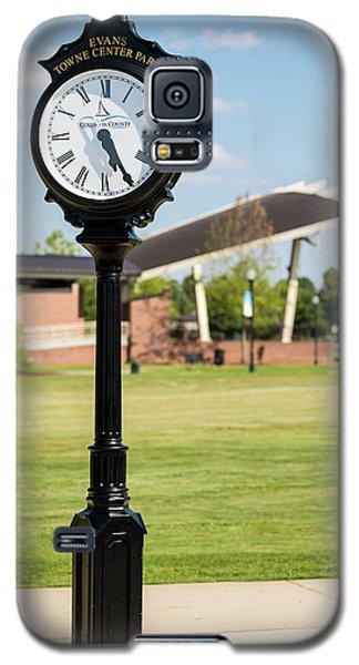 Evans Towne Center Park Clock - Columbia County Ga Galaxy S5 Case