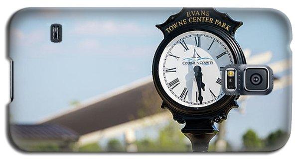 Evans Towne Center Park Clock - Evans Ga Galaxy S5 Case