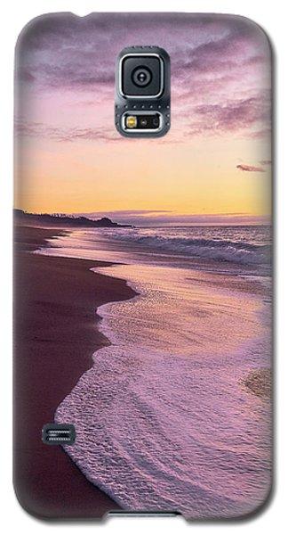 Evening On Gleneden Beach Galaxy S5 Case
