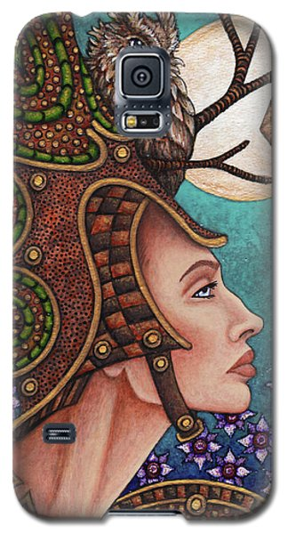 Exalted Beauty Athena Galaxy S5 Case